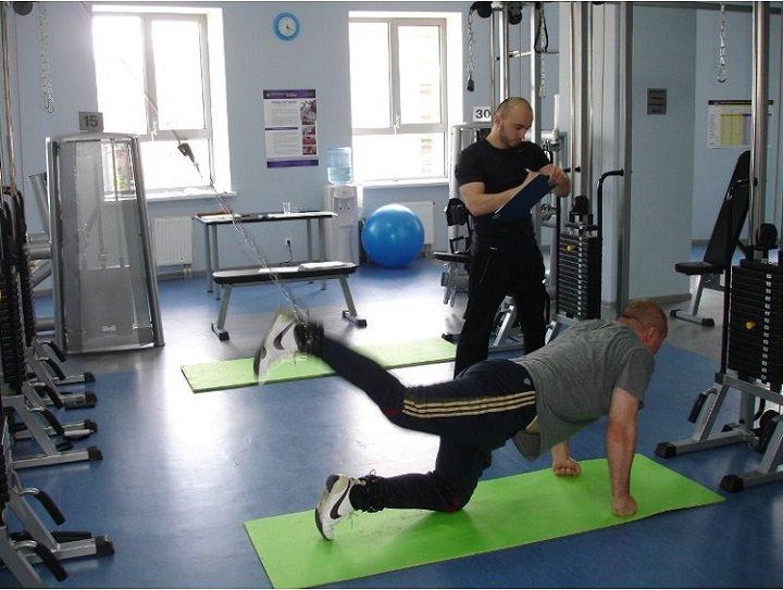 Упражнения дикуля для позвоночника с фото